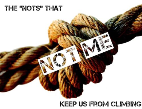 The Nots At The End Of Our Rope: #3 Not Me