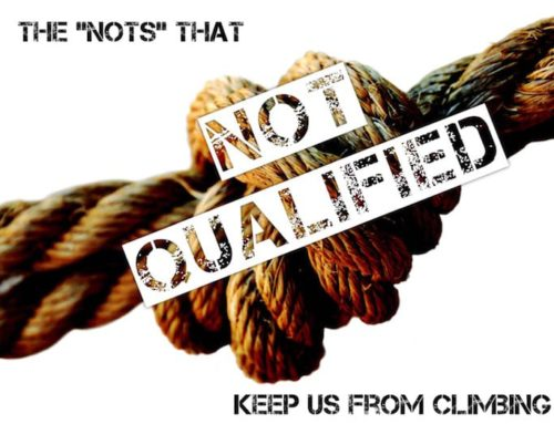 The Nots At The End Of Our Rope: #2 Not Qualified